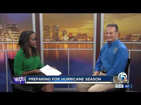 Palm Beach County prepares for hurricane season