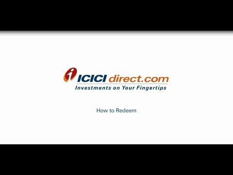 How to Redeem Mutual Fund Investments at ICICIdirect.com