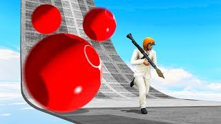 HUGE BOWLING AVALANCHE! (GTA 5 Minigames)
