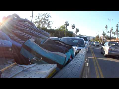 Ultimate Pool Guy HD - Time Lapse - 405 fwy