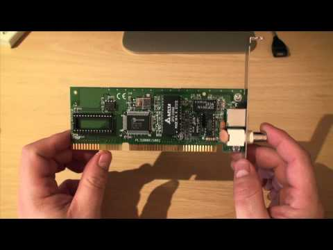 ISA ETHERNET ADAPTER