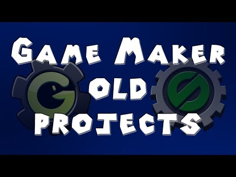 Old Game Maker Projects