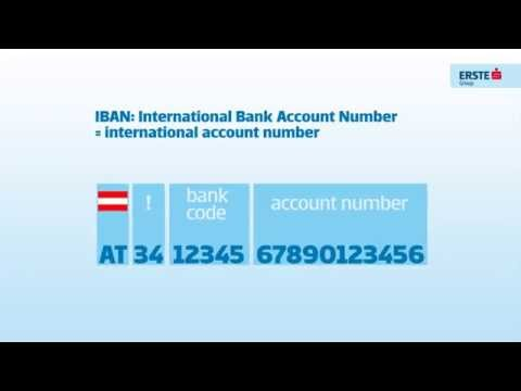 Goodbye account number, hello IBAN (July 2014)