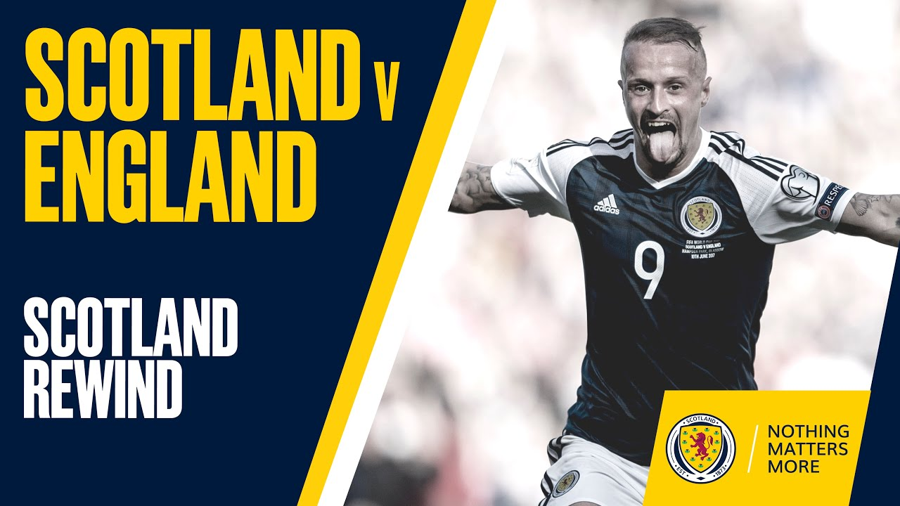 Scotland Rewind | Scotland v England 2017 | Full Match