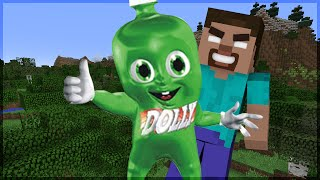 Minecraft: O HEROBRINE SEQUESTROU O DOLLYNHO???!