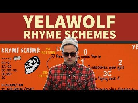 Yelawolf Rhyme Scheme Lyrics Analysis from 1Train