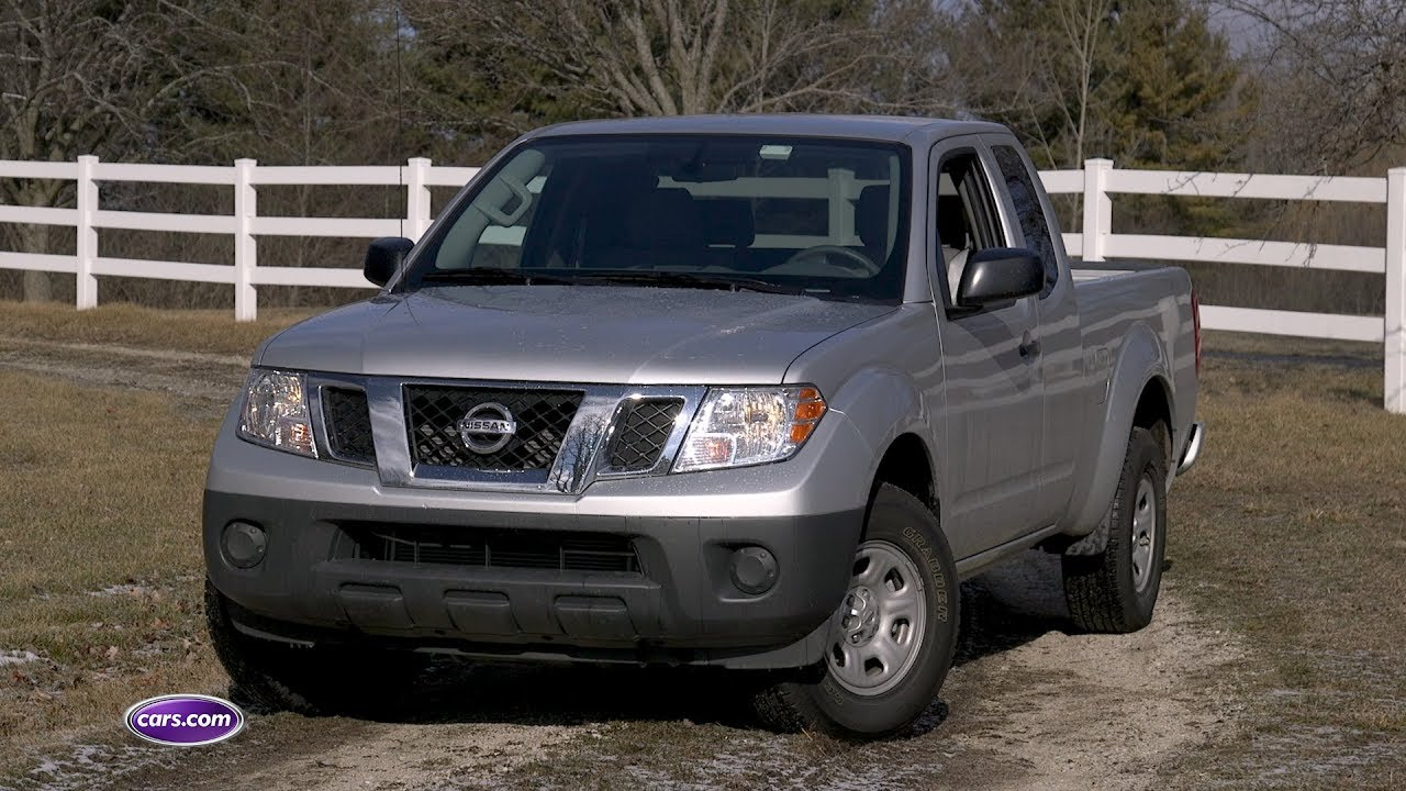 2018 Nissan Frontier: It's Cheap, But Should You Buy One — Cars.com