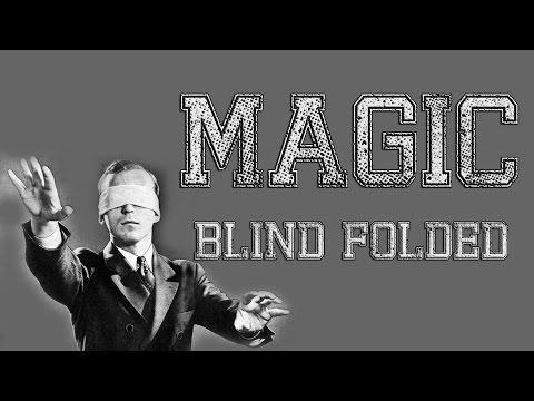 UMD Blindfolded Magic Tricks - Card Tricks