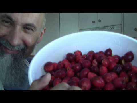 How to Make Crab Apple Butter: The Recipe and the Cooking Process -- ASMR -- Male, Soft-Spoken