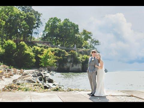 Catawba Island Club Wedding Photos Lake Erie Ohio Venue