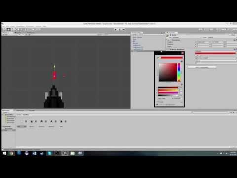 Unity Tutorial: Creating a Classic 2D Shoot 'Em Up 2