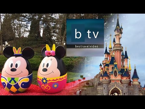 Disneyland Paris 2016: How & when to go, opening times & prices