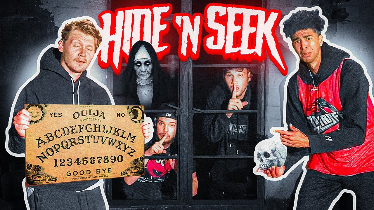 2HYPE Haunted House Hide and Seek