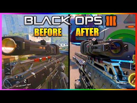 TOP 5 MORE INSANE BETA CHANGES IN BLACK OPS 3! Beta Differences BO3 Multiplayer (BO3 5 Beta Changes)