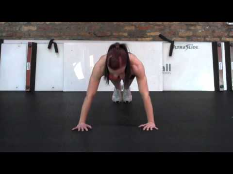 Rugby Home Workout