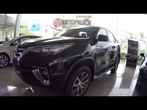 2018 Toyota Fortuner best affordable SUV