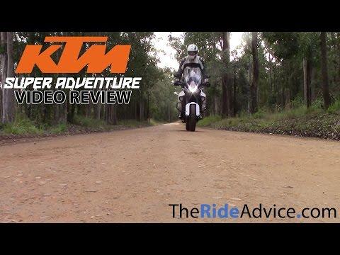 2015 KTM 1290 Super Adventure Review