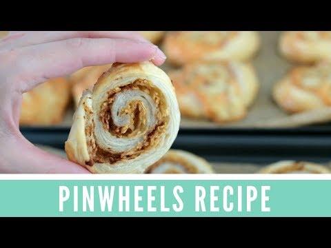 Pinwheels Recipe | Baby Led Weaning | Hello Deborah