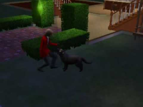 Sims 2 Tutorial/walkthrough- How to Make a Werewolf and Cure Them