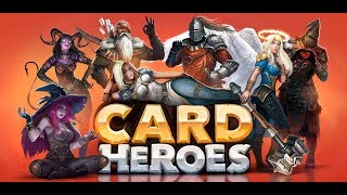 Download Card Heroes - Clan War Battles (Draws are LAME) Video