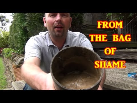 USING A TUMBLER TO CLEAN UP CRUSTY METAL DETECTING FINDS