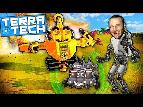 WATCH BIG YELLOW PETE EAT! - TerraTech #3