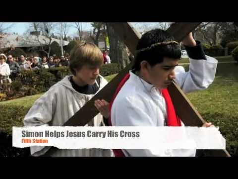 Good Friday Stations of the Cross in Flushing