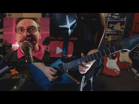 Okilly Dokilly - White Wine Spritzer(Guitar Cover by Mimic The Shadow)
