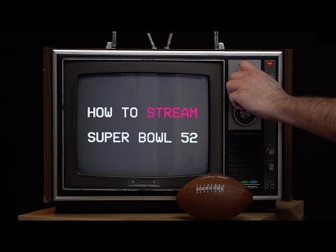 Super Bowl 2018: How to watch the big game online