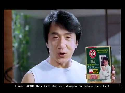 Bawang Hair Fall Control Shampoo - YouTube.flv