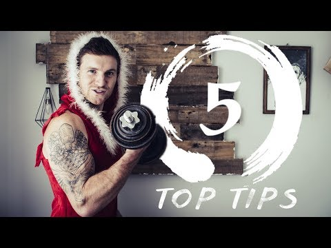 Top 5 Tips To Stay Healthy During The Holiday Season