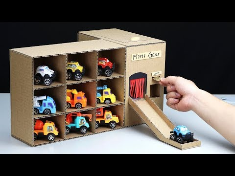 Wow! 3 Amazing Vending Machine with Toy Cars - DIY