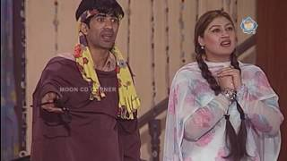 Best Of Tahir Noushad, Sajan Abbas and Tariq Teddy New Pakistani Stage Drama Full Comedy Clip