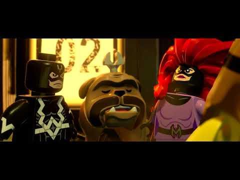 LEGO Marvel Super Heroes 2 Part 13 Inhuman Nature (Black Bolt, Medusa, Lockjaw, Triton, Crystal)