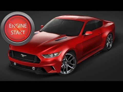 Ford Mustang Fusion Or Edge Open And Start Push Button Start Models With