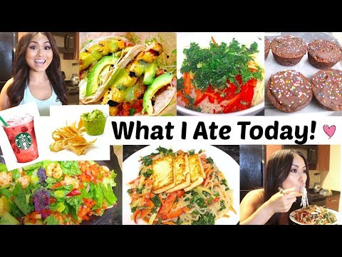 What I Eat In A Day / Gluten +Dairy Free with Rosie! EP 18