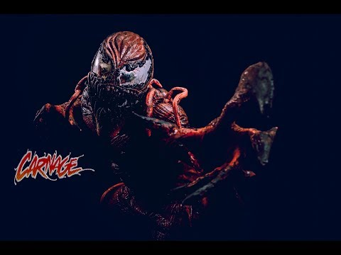 Best Carnage Cosplay 2018  +  Build Interview
