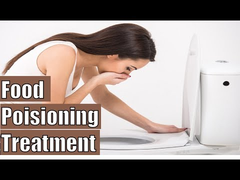 How to Get Rid of Food Poisoning | Food poisoning treatment