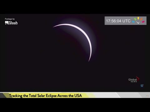 August 21, 2017 Total Solar Eclipse