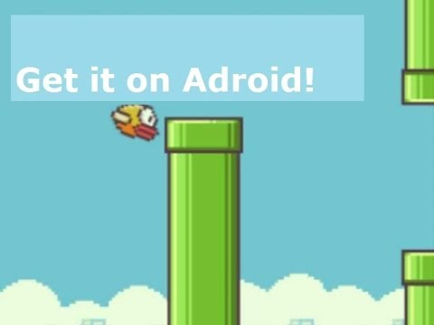 How to get Flappy Bird on your Android Device after Removal [WITHOUT HACK OR ROOT]