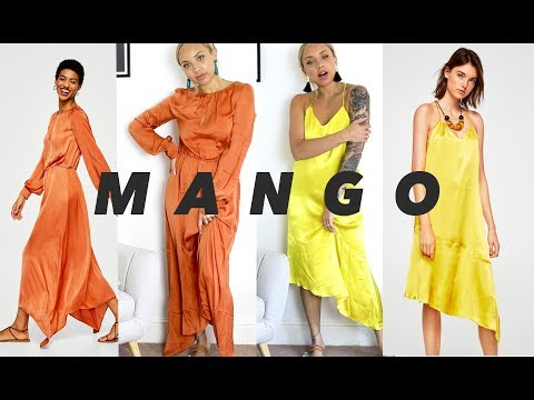 TRYING NEW-IN! | MANGO