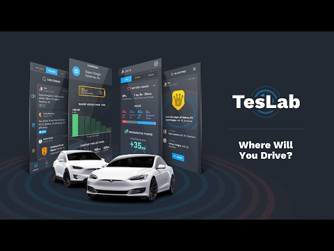 Teslab: The App Every Tesla Model S and Model X Owner Needs Right Now - Get More From Your Tesla