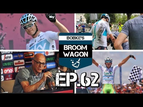 Chris Frooome's Giro Problems, Should Brailsford lead Team Sky, Rider positive for Cera ep.62