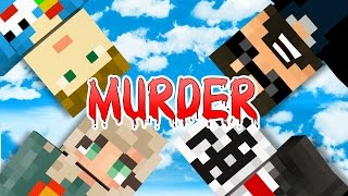 A HUGE UPDATE?! | Minecraft Murder Mystery 4 man team!