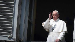 WATCH: Pope Francis delivers blessing from Vatican City in response to coronavirus pandemic