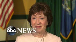 Collins: GOP Senate health care bill would make