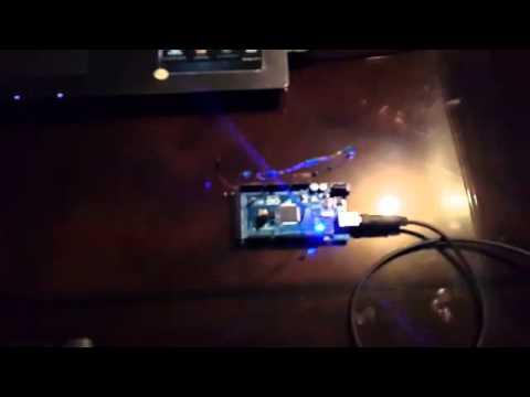 electromagnetic field detector