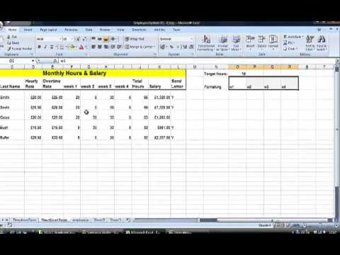 Excel - Using a Macro to set Conditional Formatting