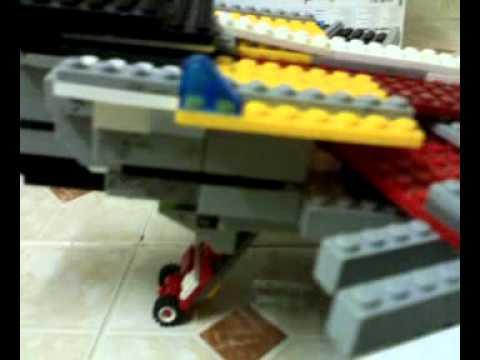 Lego Aircraft ::: Đ.Quang NTT 7a2 2011