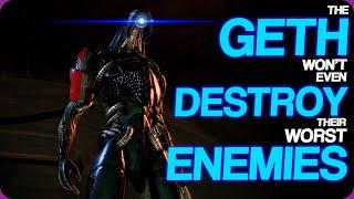 Wiki Weekends | The Geth Won't Even Destroy Their Worst Enemies